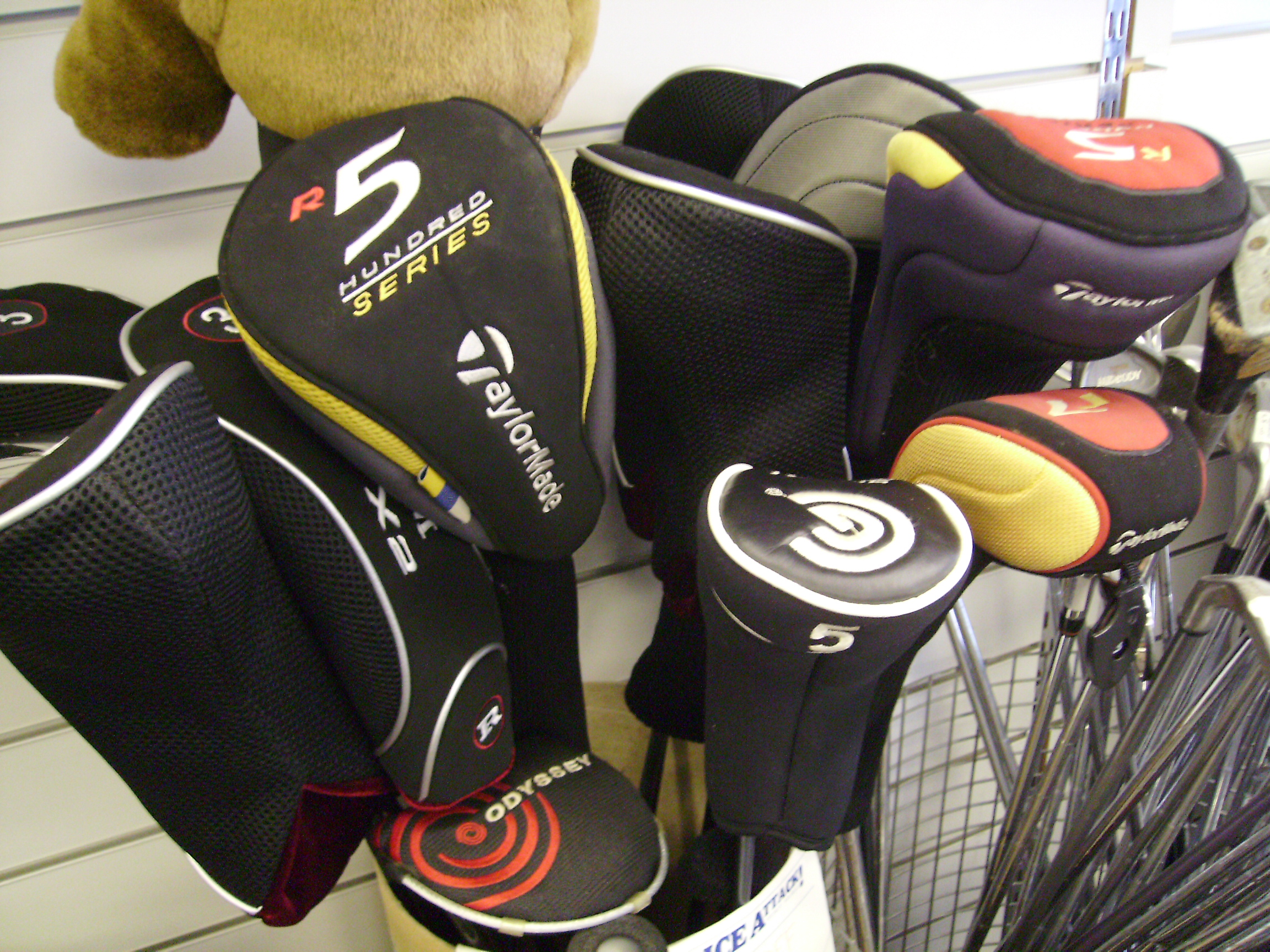 Golf Clubs - full sets and single clubs