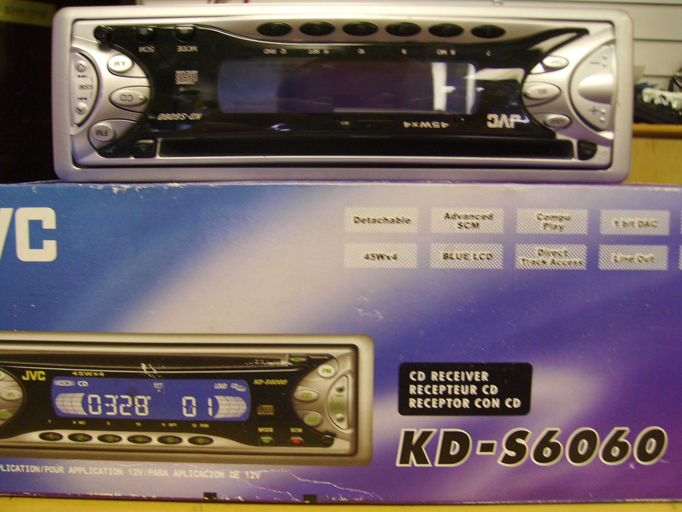 Car Audio Equipment - CD Stereos from £30