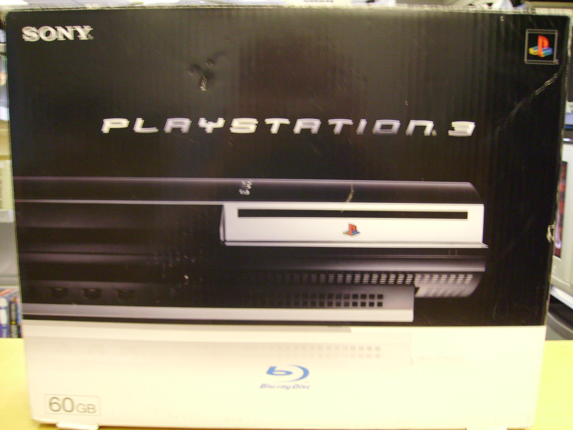 Playstation 3 - packages from £130.   Accesories also available