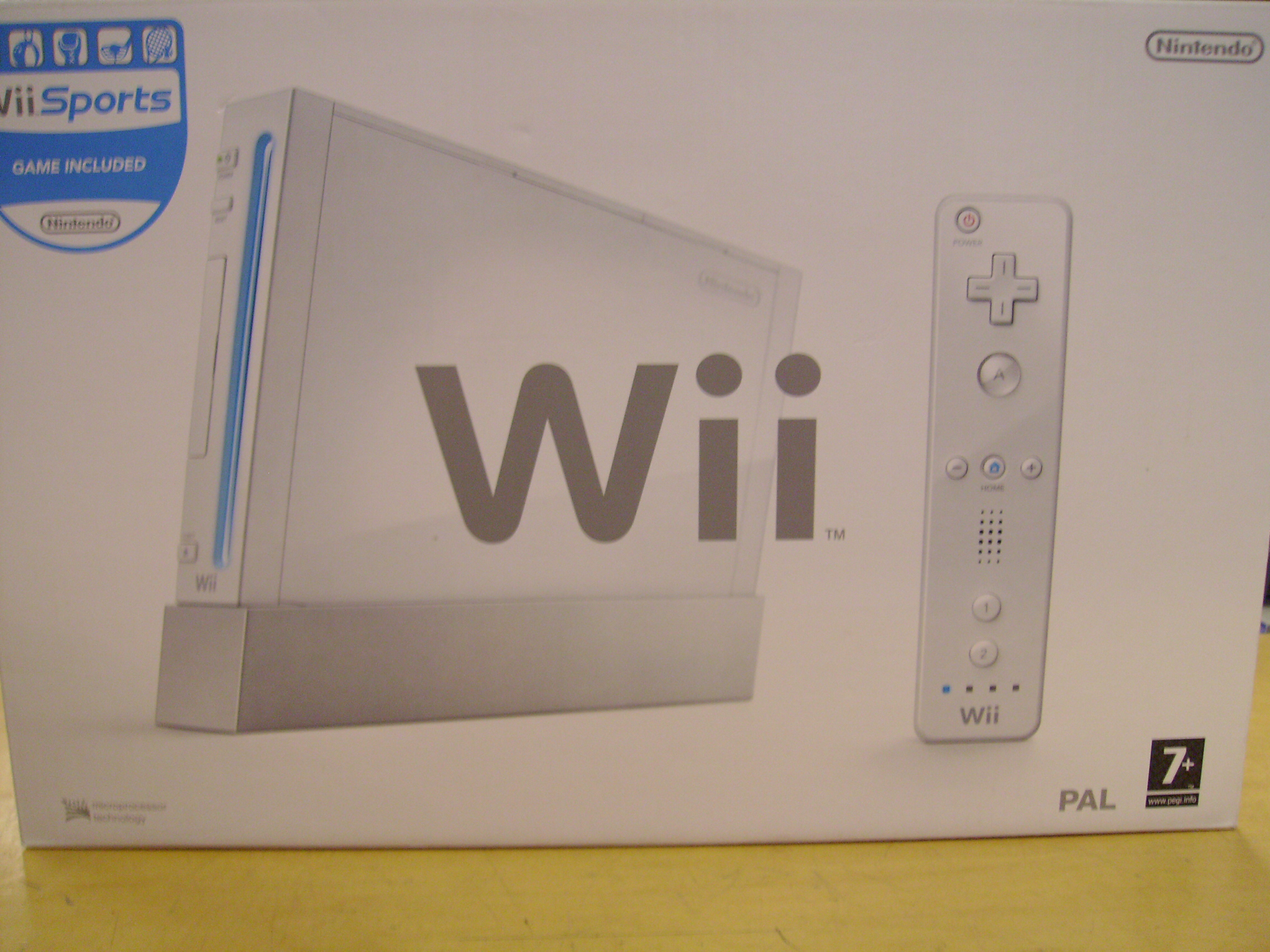 Nintendo Wii - packages from £95.   Accesories also available