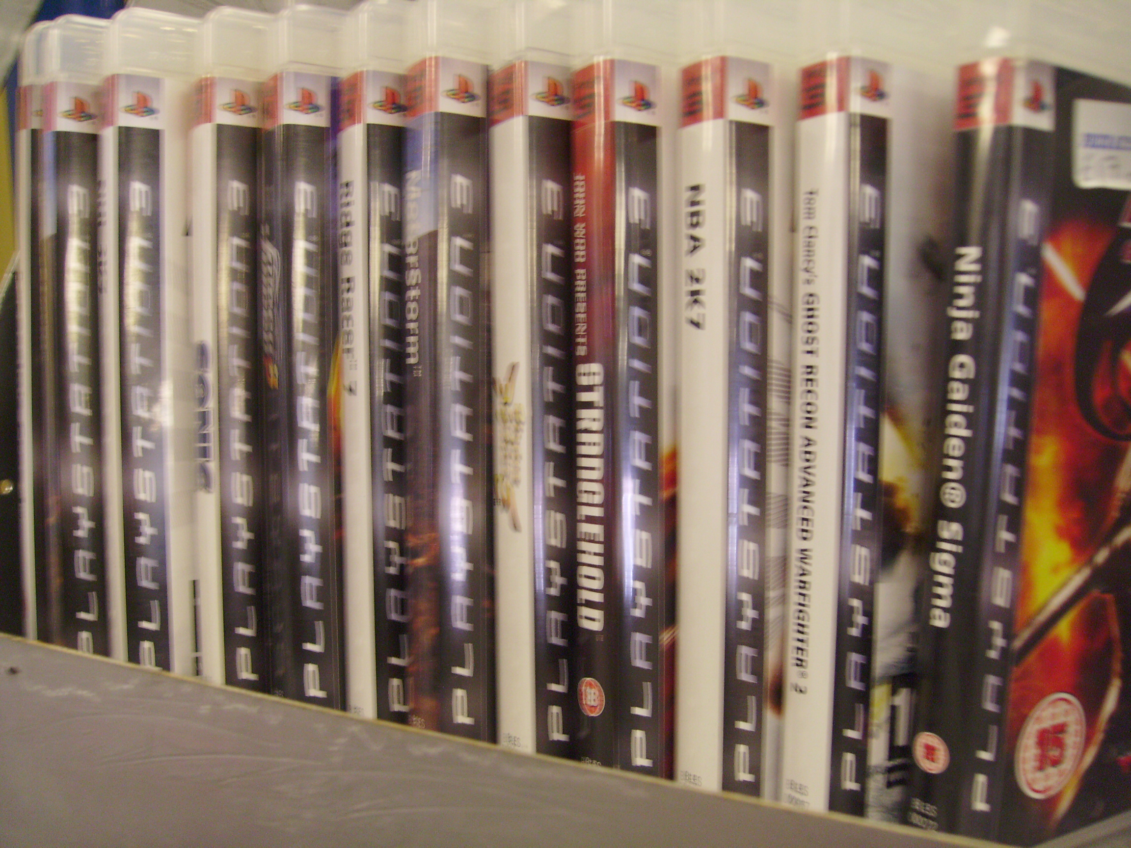 Playstation 3 Games - from £4